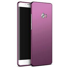 Coque Plastique Rigide Mat M07 pour Xiaomi Mi Note 2 Special Edition Violet