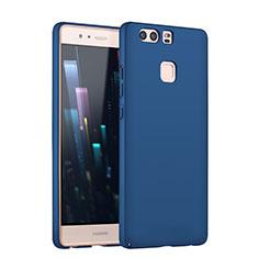 Coque Plastique Rigide Mat M08 pour Huawei P9 Bleu