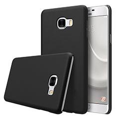 Coque Plastique Rigide Mat M08 pour Samsung Galaxy C5 SM-C5000 Noir
