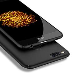 Coque Plastique Rigide Mat M10 pour Huawei Honor Play 7X Noir