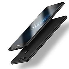 Coque Plastique Rigide Mat M10 pour Huawei P9 Noir