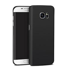 Coque Plastique Rigide Mat M11 pour Samsung Galaxy S7 Edge G935F Noir