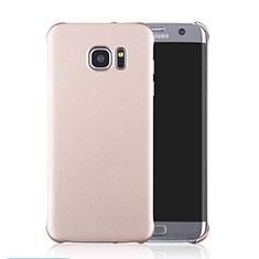 Coque Plastique Rigide Mat M12 pour Samsung Galaxy S7 Edge G935F Noir