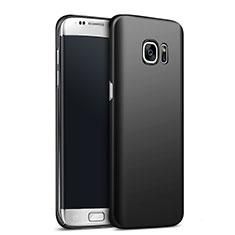 Coque Plastique Rigide Mat M14 pour Samsung Galaxy S7 Edge G935F Noir