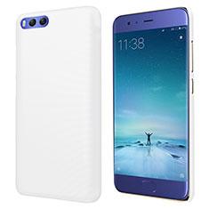 Coque Plastique Rigide Mat P01 pour Xiaomi Mi 6 Blanc