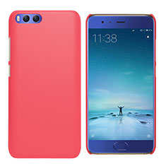 Coque Plastique Rigide Mat P01 pour Xiaomi Mi 6 Rouge