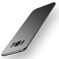 Coque Plastique Rigide Mat P03 pour Samsung Galaxy S8 Plus Noir