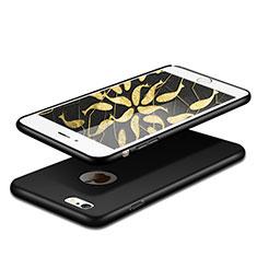 Coque Plastique Rigide Mat P05 pour Apple iPhone 6S Noir
