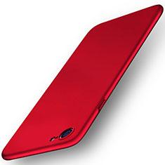 Coque Plastique Rigide Mat P05 pour Apple iPhone 6S Plus Rouge