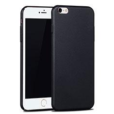 Coque Plastique Rigide Mat P06 pour Apple iPhone 6S Plus Noir