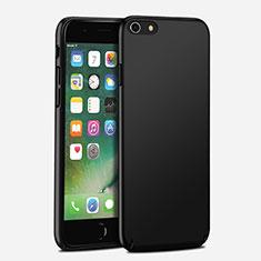 Coque Plastique Rigide Mat P07 pour Apple iPhone 6S Plus Noir