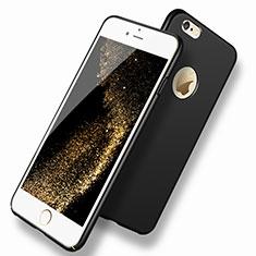 Coque Plastique Rigide Mat P08 pour Apple iPhone 6S Plus Noir