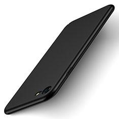 Coque Plastique Rigide Mat pour Apple iPhone SE (2020) Noir
