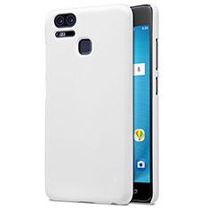 Coque Plastique Rigide Mat pour Asus Zenfone 3 Zoom Blanc