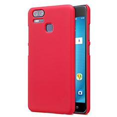 Coque Plastique Rigide Mat pour Asus Zenfone 3 Zoom Rouge