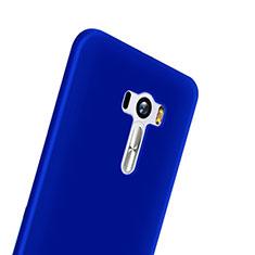 Coque Plastique Rigide Mat pour Asus Zenfone Selfie ZD551KL Bleu
