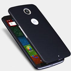 Coque Plastique Rigide Mat pour Google Nexus 6 Noir