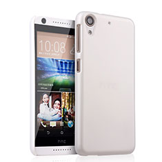 Coque Plastique Rigide Mat pour HTC Desire 626 Blanc