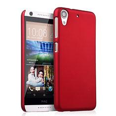 Coque Plastique Rigide Mat pour HTC Desire 626 Rouge