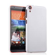 Coque Plastique Rigide Mat pour HTC Desire 820 Blanc