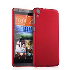 Coque Plastique Rigide Mat pour HTC Desire 820 Rouge