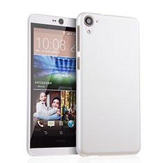 Coque Plastique Rigide Mat pour HTC Desire 826 826T 826W Blanc