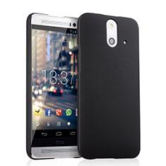 Coque Plastique Rigide Mat pour HTC One E8 Noir