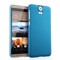 Coque Plastique Rigide Mat pour HTC One E9 Plus Bleu Ciel