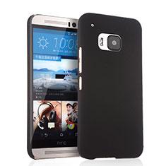 Coque Plastique Rigide Mat pour HTC One M9 Noir