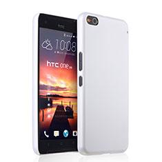 Coque Plastique Rigide Mat pour HTC One X9 Blanc