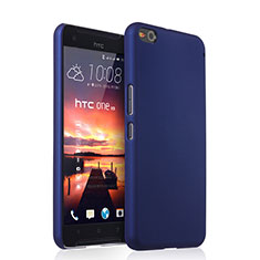 Coque Plastique Rigide Mat pour HTC One X9 Bleu