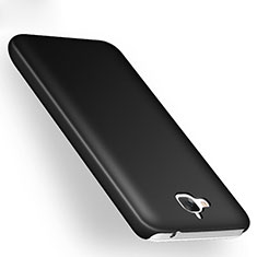 Coque Plastique Rigide Mat pour Huawei Enjoy 5 Noir