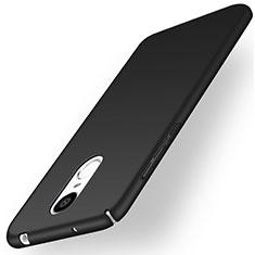 Coque Plastique Rigide Mat pour Huawei Enjoy 6 Noir