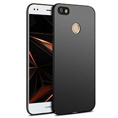 Coque Plastique Rigide Mat pour Huawei Enjoy 7 Noir