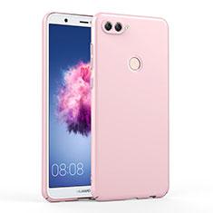 Coque Plastique Rigide Mat pour Huawei Enjoy 7S Rose