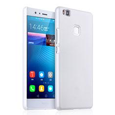 Coque Plastique Rigide Mat pour Huawei G9 Lite Blanc