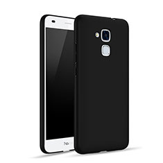 Coque Plastique Rigide Mat pour Huawei GR5 Mini Noir