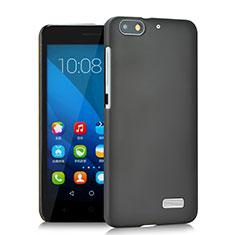 Coque Plastique Rigide Mat pour Huawei Honor 4C Gris
