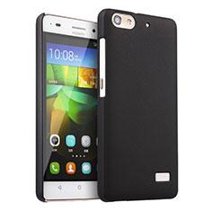 Coque Plastique Rigide Mat pour Huawei Honor 4C Noir