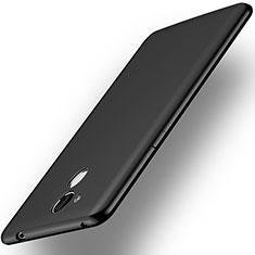 Coque Plastique Rigide Mat pour Huawei Honor 6A Noir