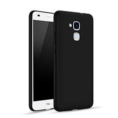 Coque Plastique Rigide Mat pour Huawei Honor 7 Lite Noir