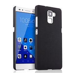 Coque Plastique Rigide Mat pour Huawei Honor 7 Noir
