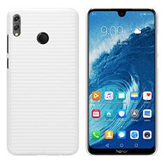 Coque Plastique Rigide Mat pour Huawei Honor 8X Max Blanc
