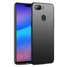 Coque Plastique Rigide Mat pour Huawei Honor 9i Noir