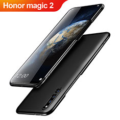 Coque Plastique Rigide Mat pour Huawei Honor Magic 2 Noir