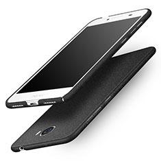 Coque Plastique Rigide Mat pour Huawei Honor Play 5 Noir