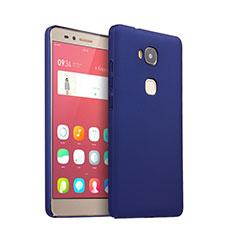 Coque Plastique Rigide Mat pour Huawei Honor Play 5X Bleu