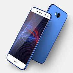 Coque Plastique Rigide Mat pour Huawei Honor Play 6 Bleu