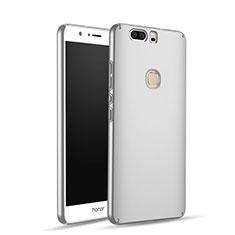 Coque Plastique Rigide Mat pour Huawei Honor V8 Blanc