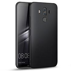 Coque Plastique Rigide Mat pour Huawei Mate 10 Pro Noir